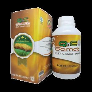 Obat Radang Amandel - QnC Jelly Gamat